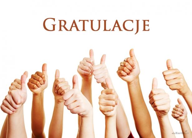 gratulacje
